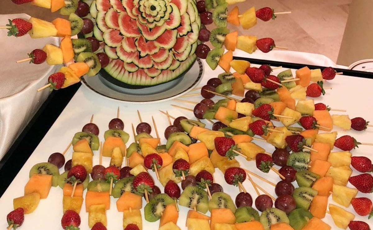 Frutta e matrimoni a cagliari