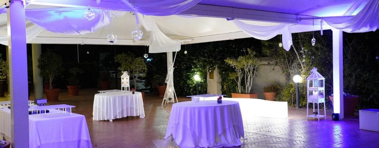 Matrimonio in Terrazza