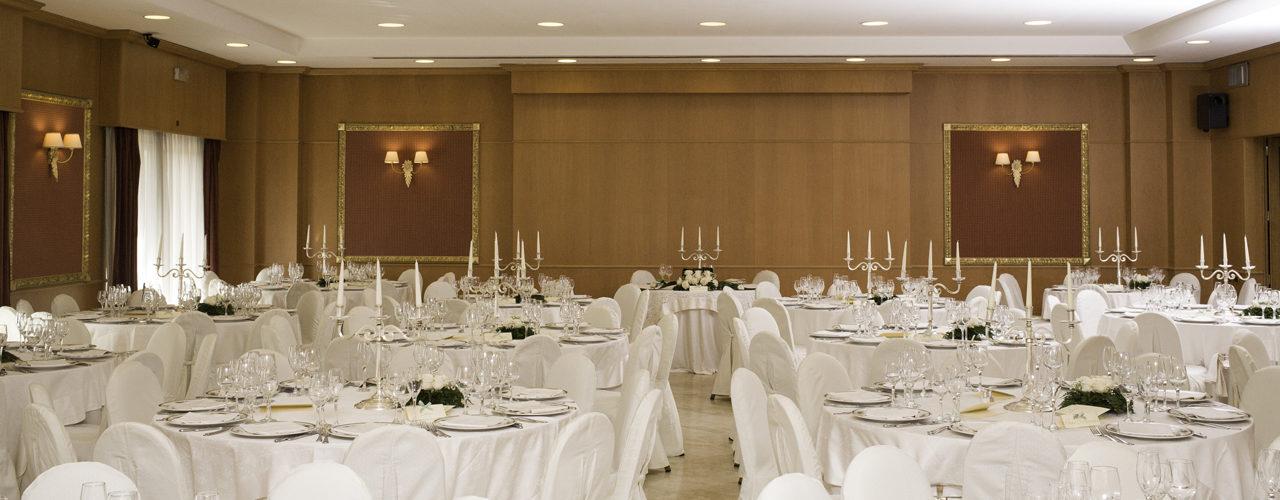 Sala Monica per matrimoni