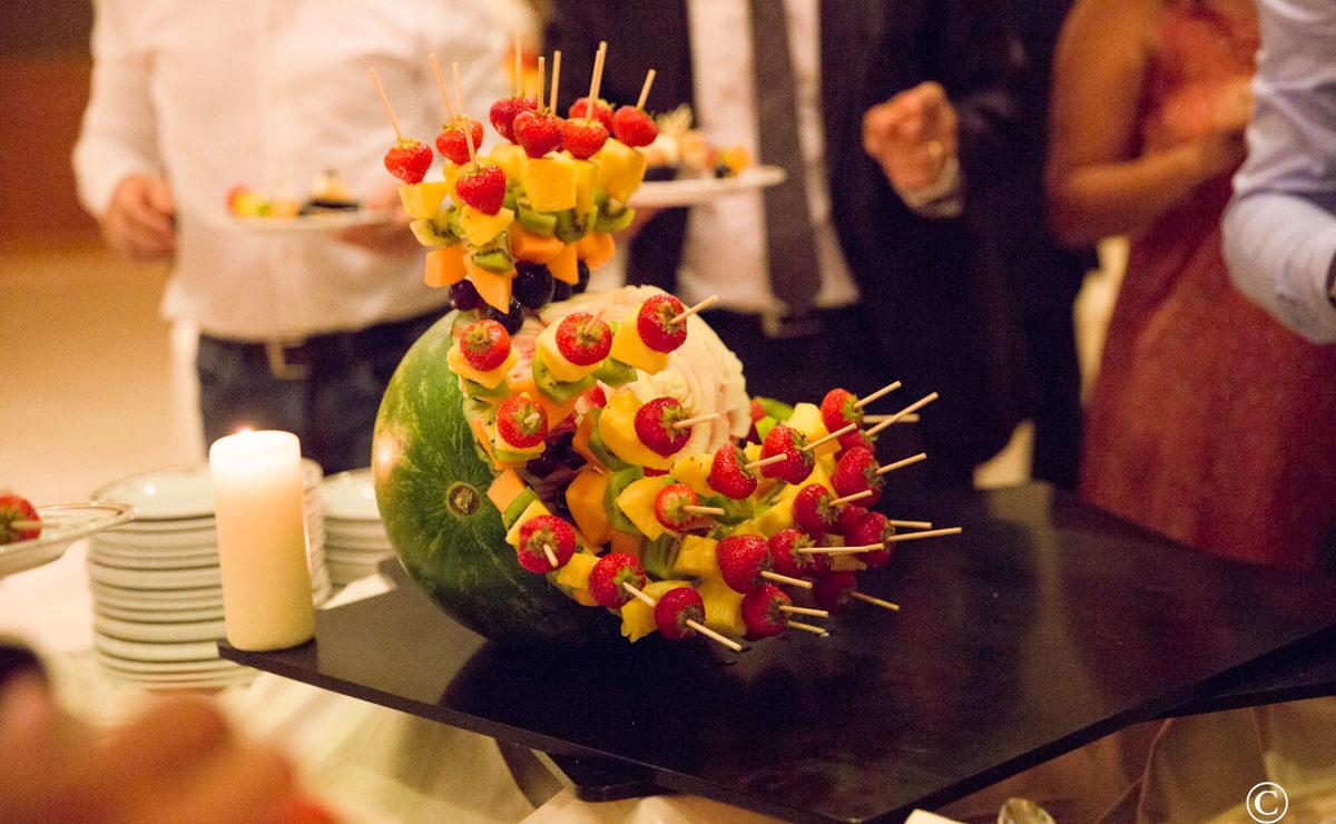 Frutta a Buffet matrimonio Cagliari