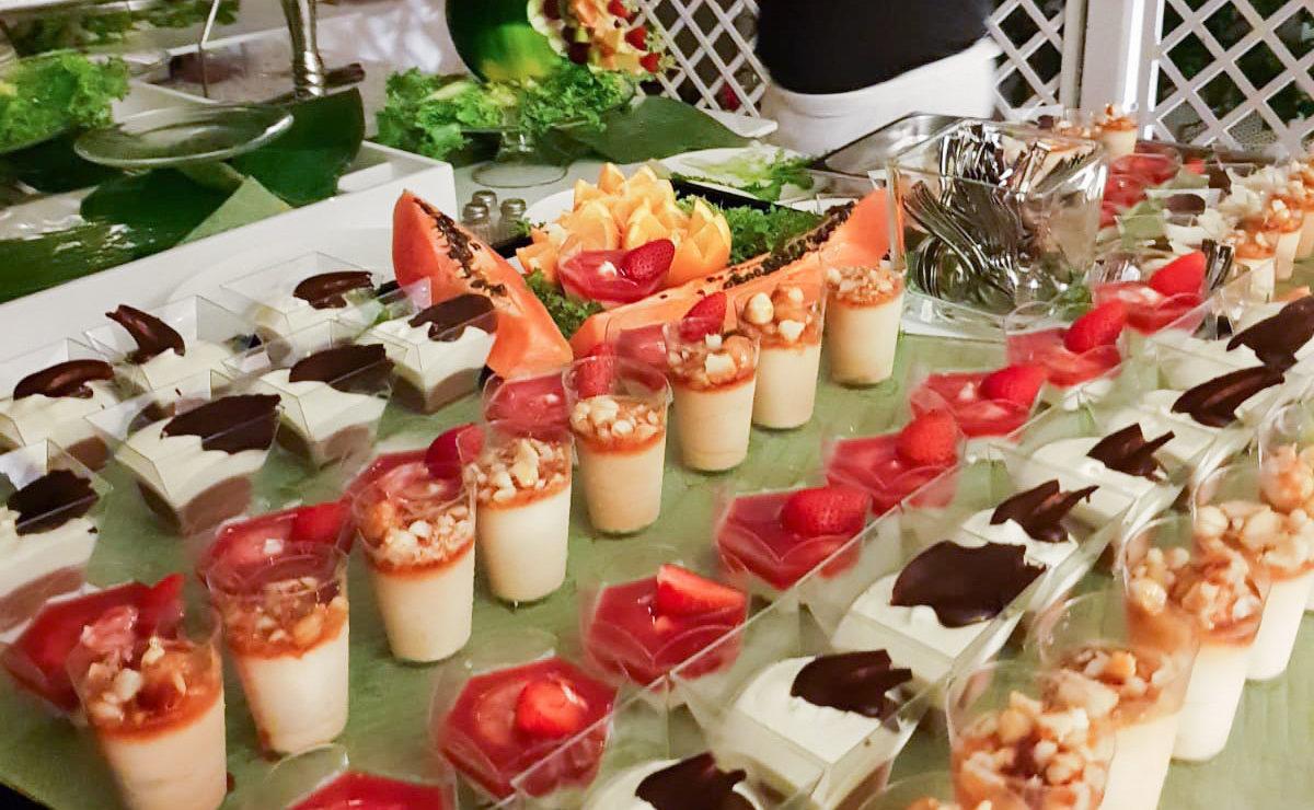 Dessert wedding